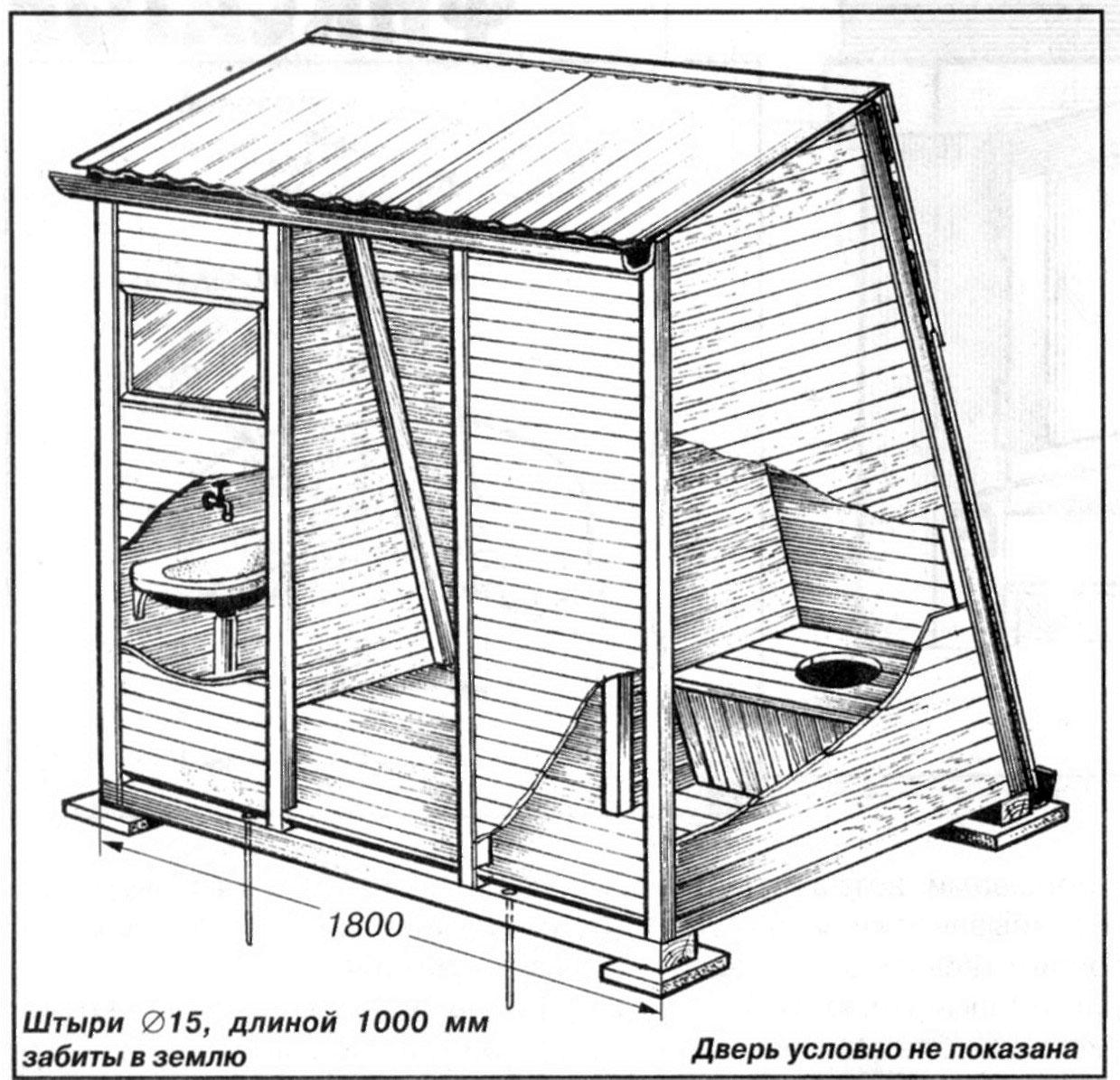 Вагончики-бытовки: фото, размеры и вес конструкции 59