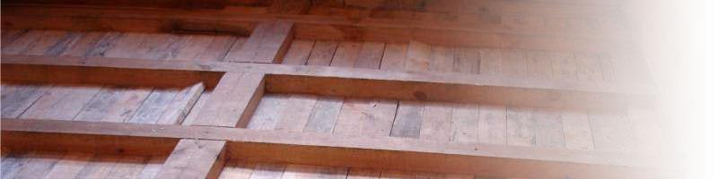 Как сделать черновой пол в деревянном доме